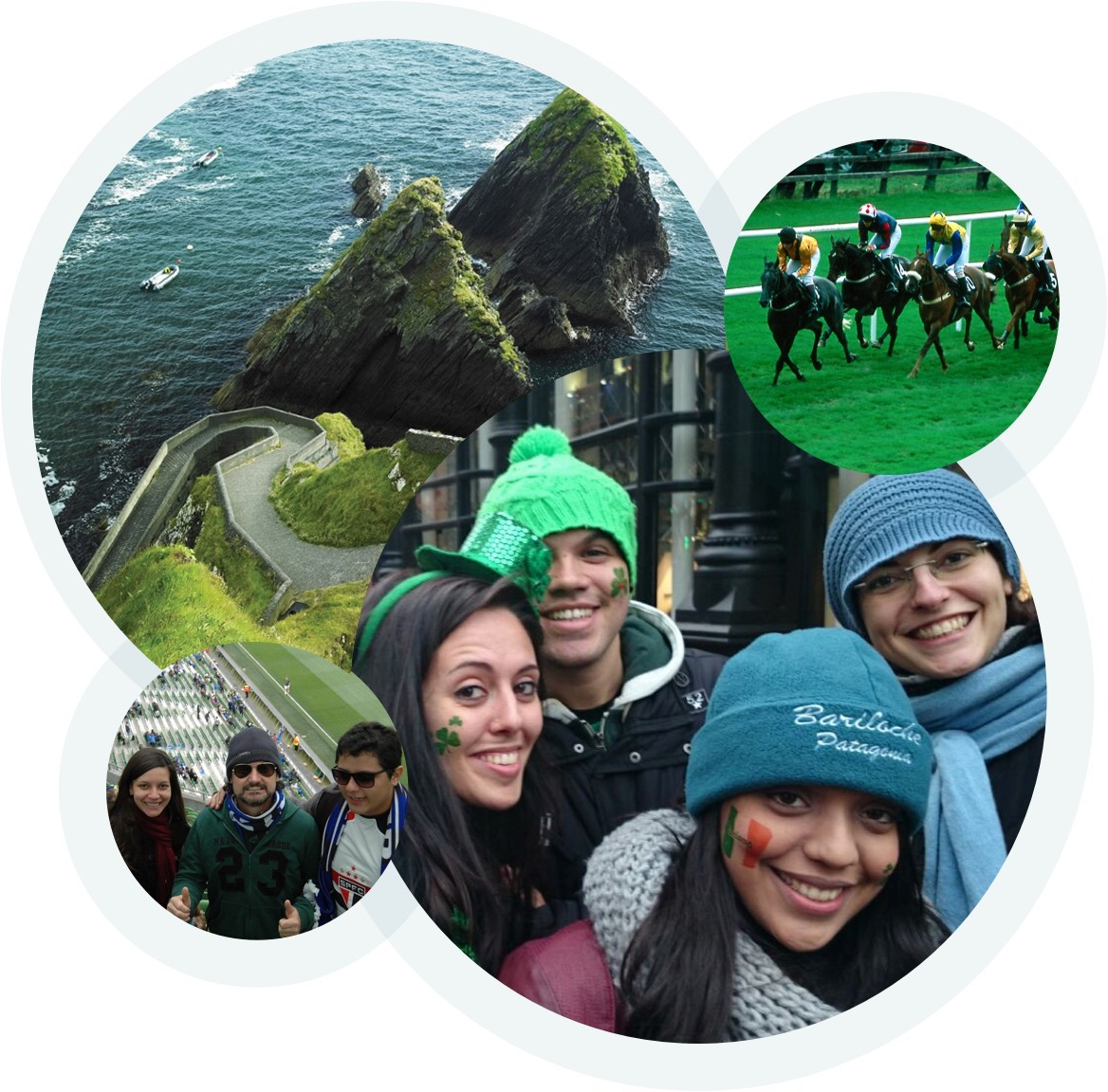 Discover Ireland at the Weekend